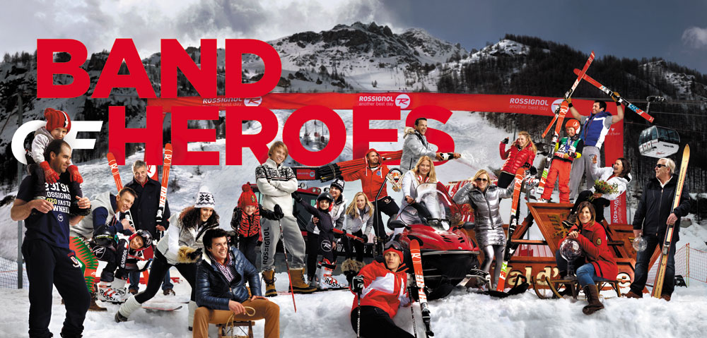 agence 360° Band of heroes 6